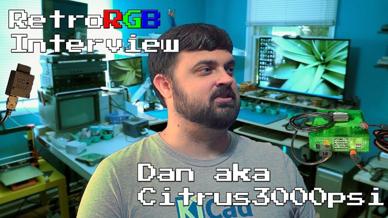 Interview with Dan Kunz aka Citrus3000psi