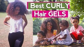 STYLING GELS FOR DEFINED BEAUTIFUL AFRO CURLS💁🏽:Natural Life Cafe EP6