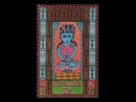 Cinderella Stamps from SHAMBHALA NOR by Eric Whollem