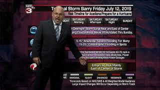 KATC 3 TRACKING BARRY