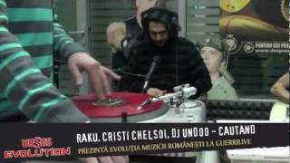 raku / Cautand / Guerrilive Radio Session
