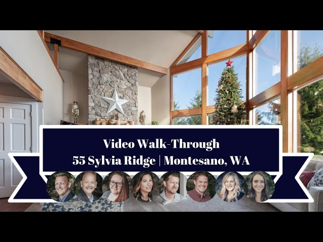 55 Sylvia Ridge | Montesano, WA | Video Walk-Through