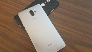 Huawei Mate 9 VS ZTE Axon 7 SPEAKER BATTLE!