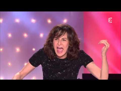 Valérie LemercierLa prof de danseVivement dimancheFR2 20.9.2015