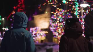 Whistler Village at Night