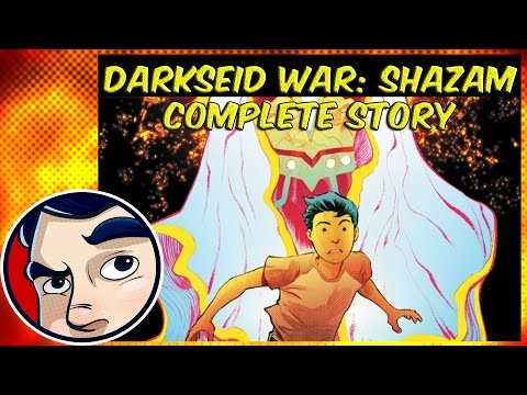 Shazam God of Gods - Darkseid War Complete Story