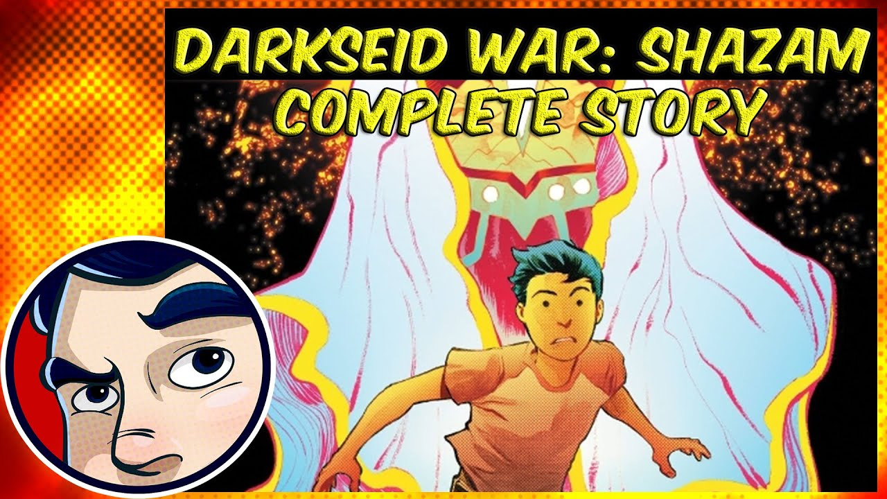 Shazam God of Gods – Darkseid War Complete Story