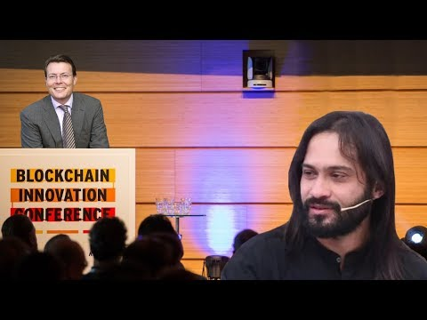 2 Weeks till BIC18! Prince Constantijn on Blockchain, Indian Prime Minister, Banks & Waqar Zaka