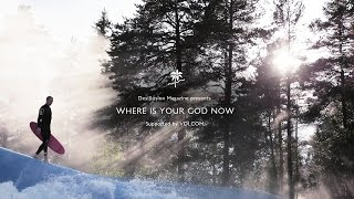 Terje Haakonsen - Where is your god now.