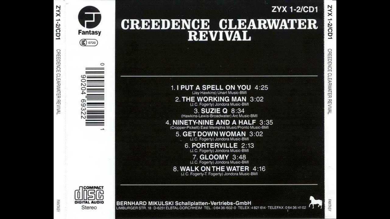 creedence clearwater revival interpersonal issues John fogerty explains creedence clearwater revival's hall of fame  i said,  tom, i think we should each write down all our issues, the.