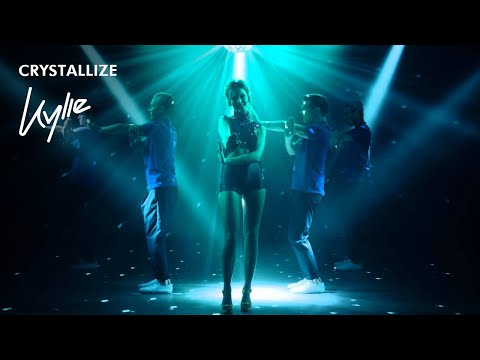 Kylie Minogue - Crystallize (Official...