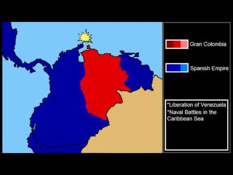 Alternate History - Gran Colombian Revolution - Halloween Revolution