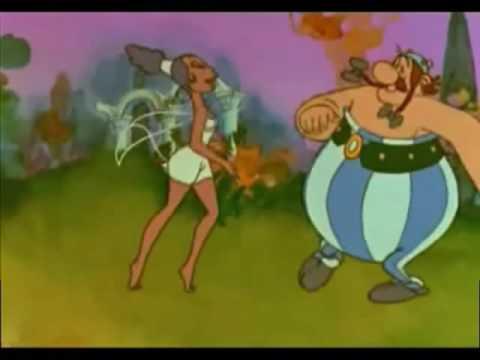 Magic Potion. Asterix y Obelix descubren la música de The Freak King
