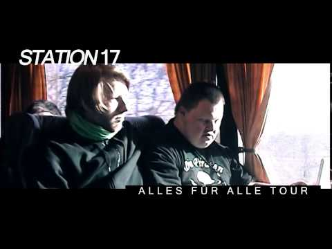 STATION 17: Alles für Alle-Tour 2014 — Trailer