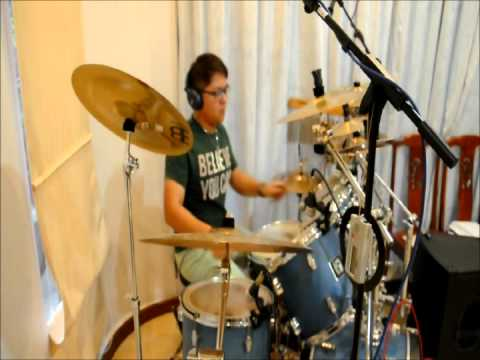 Samson YAP Su Lin Audition Video (Drum) - LCM (minus one)