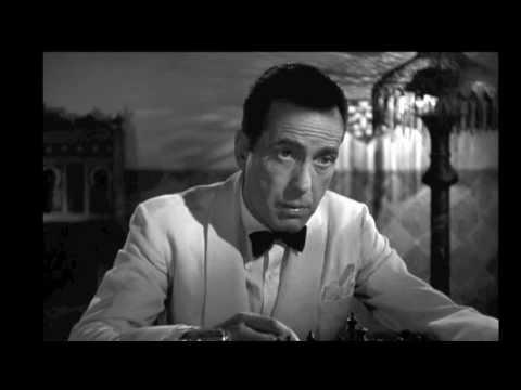 """Casablanca"" Flu And Shingle Shots PARODY Ads - By Steve Burden"