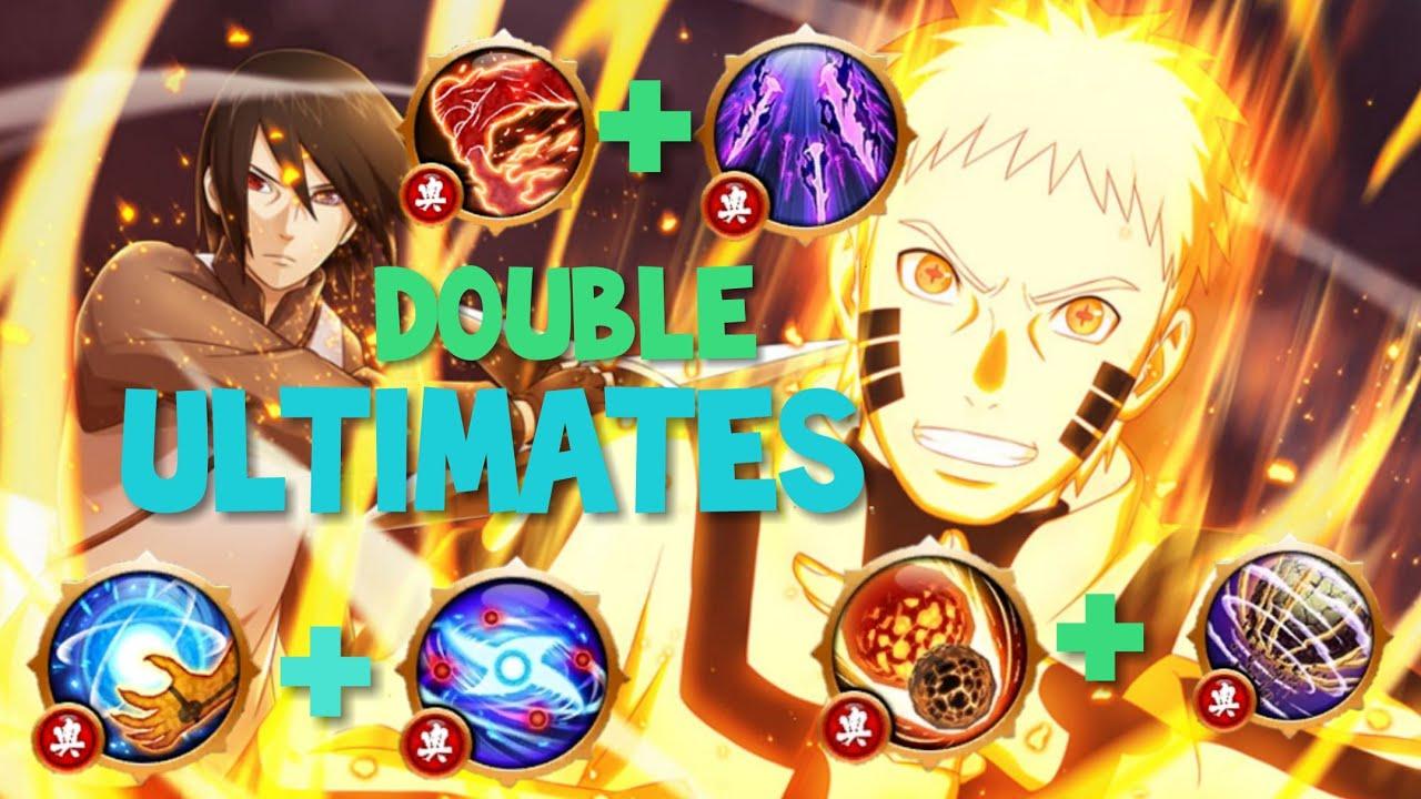 Download NxB NV Ultimate + Ultimate = ? ¶ Naruto x Boruto Ninja Voltage ¶