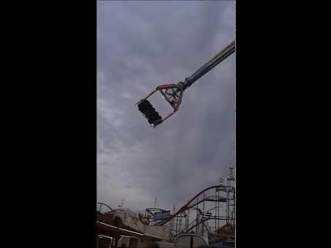 Bremen Freimarkt Amusement Park 2013 - EXPERIENCE 4g !!!!