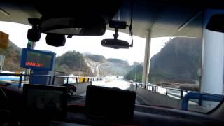 [하이패스 스마트톨 SD-500] 고속도로 진입(우측 …