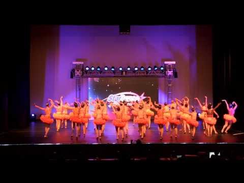 """""""Shake Senora""""- Suzette's Masters of Dance"""