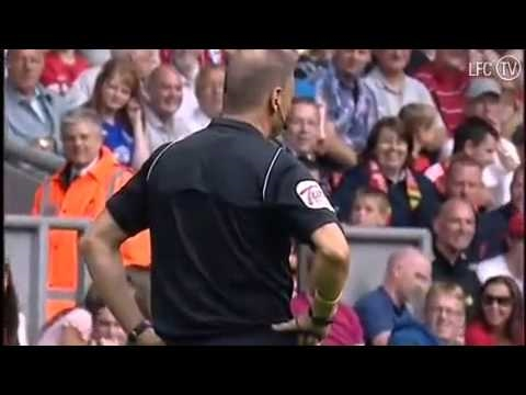 Carragher Penalty For Everton (4-1) - (Carragher's Testimonial).mp4