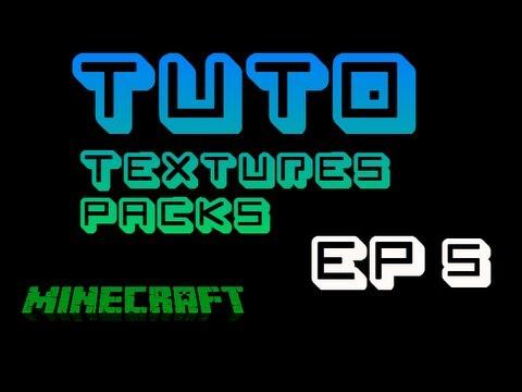 Outdated Comment Faire Son Propre Pack De Texture Minecraft Ep5 Textures Hd 32x32 Et 64x64 Youtube