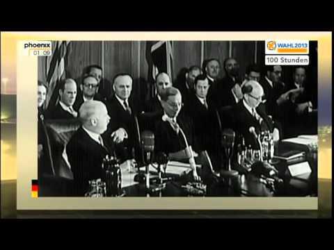 Bonner Republik 1949   1998 1 6 Die Ära Adenauer