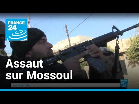 EXCLUSIF :Assaut sur  Mossoul