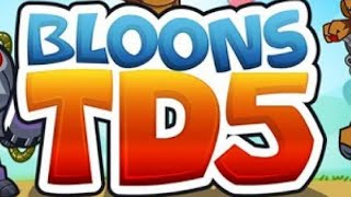 Bloons Tower Defense 5 Full Gameplay Walkthrough
