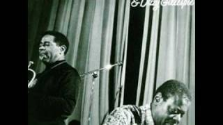 Oscar Peterson & Dizzy Gillespie - Dizzy Atmosphere