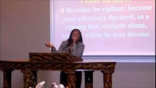 "Pastor Caron Jones Preaching ""The Process Of My Next Level"" #RITW#IMPACTINGLIVES"