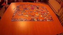 Puzzle puzzeln - 1000 Teile - superleicht!