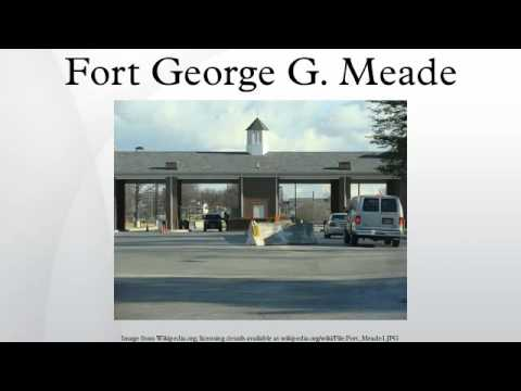 fort george g meade men Fort george g meade's best free dating site 100% free online dating for fort george g meade singles at mingle2com our free personal ads are full of single women and men in fort george g.