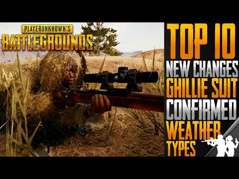 Top 10 Things You Need to Know About the New Desert Map Test Server Patch Notes | Miramar Release