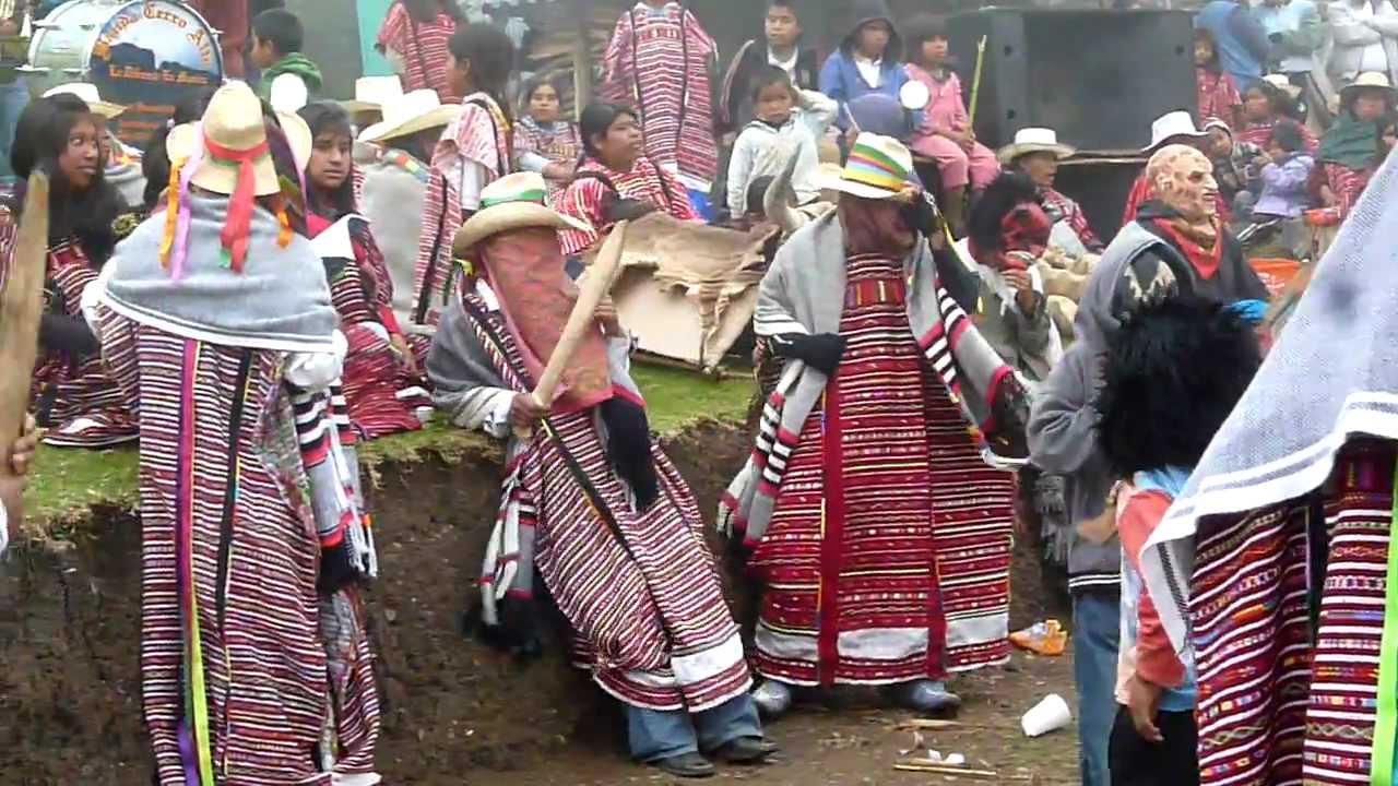 El carnaval en san andr s chicahuaxtla 2012 youtube - El colmao de san andres ...