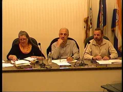 Hyde Park, NY  Town Board Meeting 11/7/2016