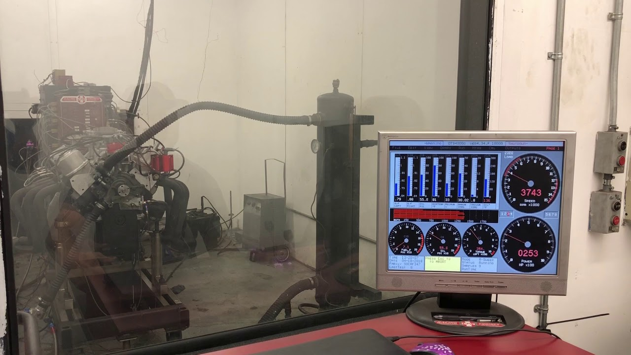 Ford 302/331/347/363 Dyno Videos - CLICK HERE