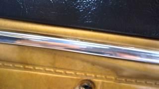 восстановление молдинга карты Москвича 2140(вам потребуется хром-скотч, лезвие и не дрожащие руки., 2013-07-21T10:51:47.000Z)