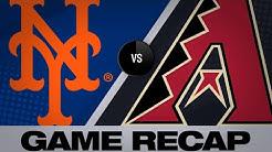 6/2/19: Marte, Escobar lead D-backs past Mets