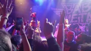 Another video from Babymetal performing in MD @ The Fillmore.