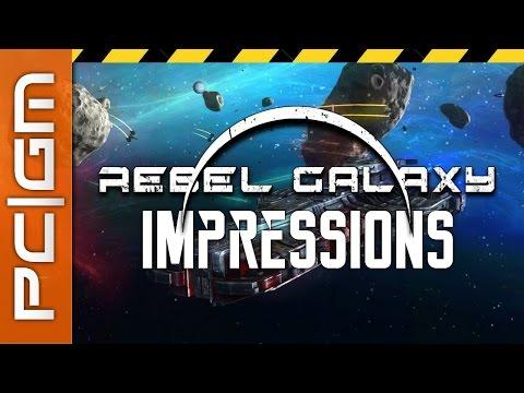 Rebel Galaxy (version preview) - Présentation et Impressions (combat et commerce spatial)
