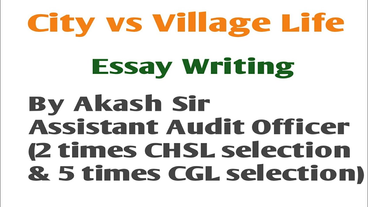 Argumentative Essays On The Death Penalty City Vs Village Life  English Essay  In Hindi  English Essay Australia also Persuasive Essay Drugs City Vs Village Life  English Essay  In Hindi  English  Youtube Usf Application Essay