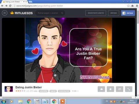 juego de dating Justin Bieber Caribbean dating gratis