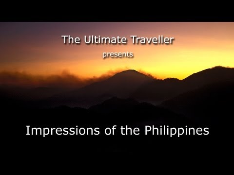 Impressions of the Philippines