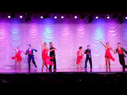 Just Couture Salsa Sfo / Reno Latin Dance Fest 2015