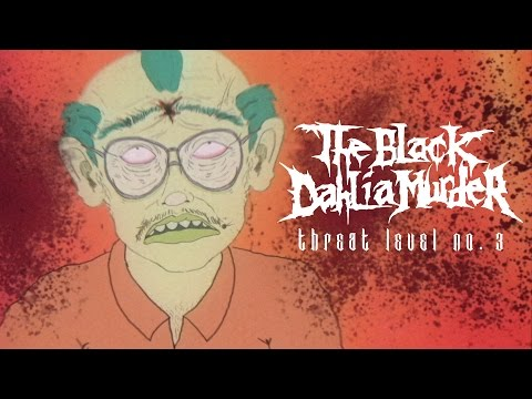 The Black Dahlia Murder - Threat Level No. 3 (OFFICIAL VIDEO)