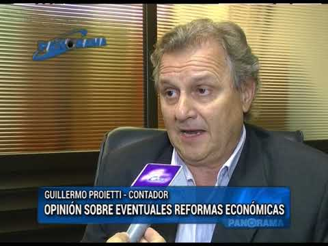 Guillermo Proietti y las eventuales reformas económicas (parte II)