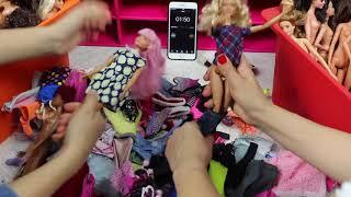Barbie 3-2-1 Challenge! | En Çok ve En Güzel Kombin yarışması! | Bidünya Oyuncak