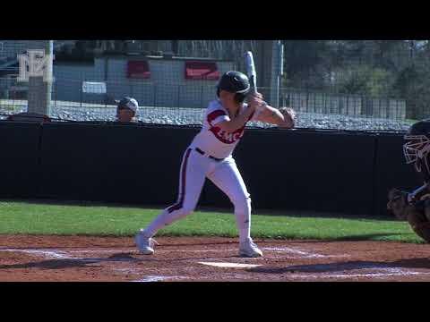 EMCC Softball vs Gulf Coast Highlights - Game 1