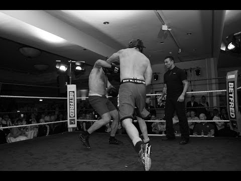 Business Heavyweights 2014 - Fight 6 - Andrew Gardiner V John Fowler